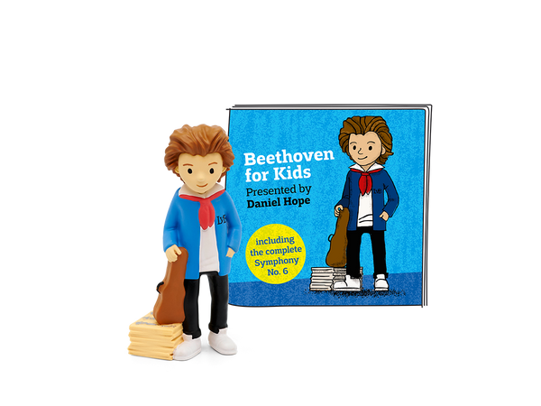 Tonies Beethoven for Kids - Presented by Daniel Hope