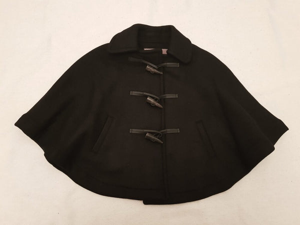 Handmade Children'S Cape - Black