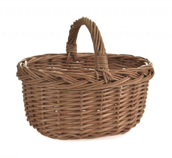 Egmont Round Wicker Basket