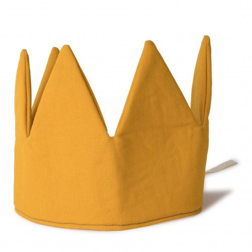 Picca Loulou Mustard Crown - One Size