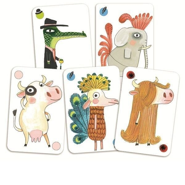 Djeco Card Games - Pipolo