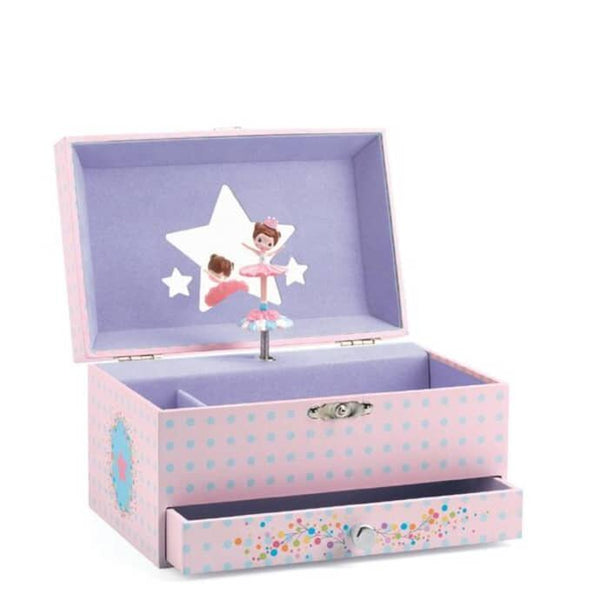 Djeco Ballerina Music Box