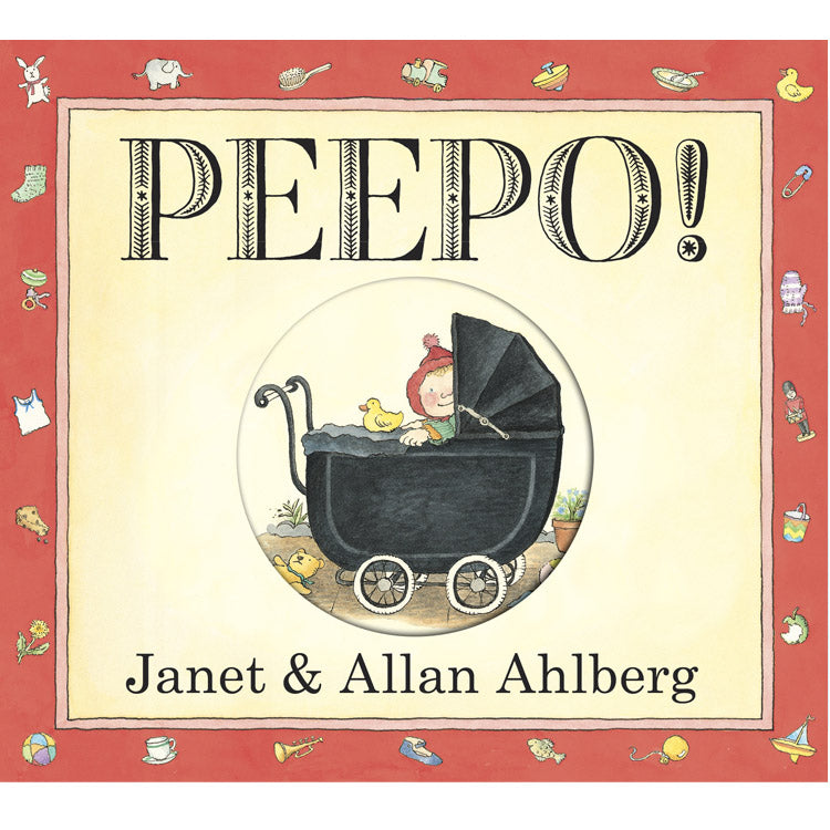 Peepo! Board Book