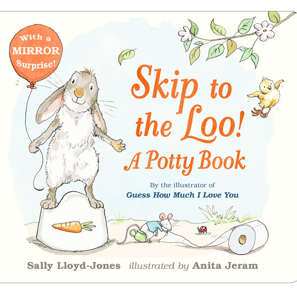 Skip To The Loo Potty Book (Hb)