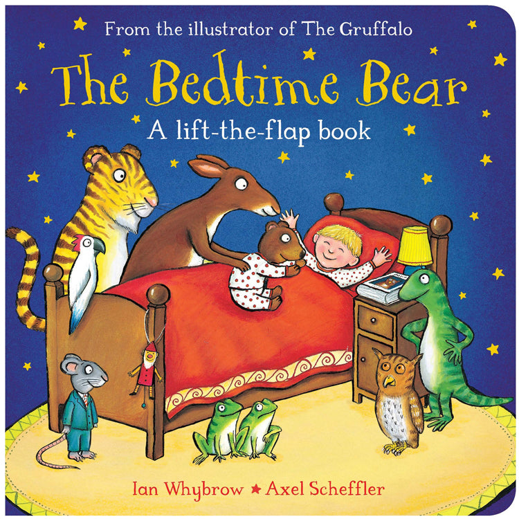 The Bed Time Bear Lift the Flap Book