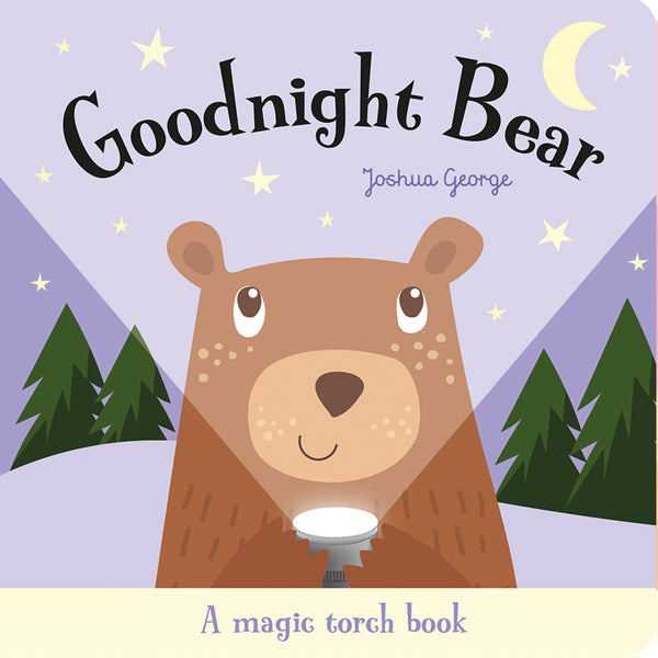 Goodnight Bear Magic Torch Book