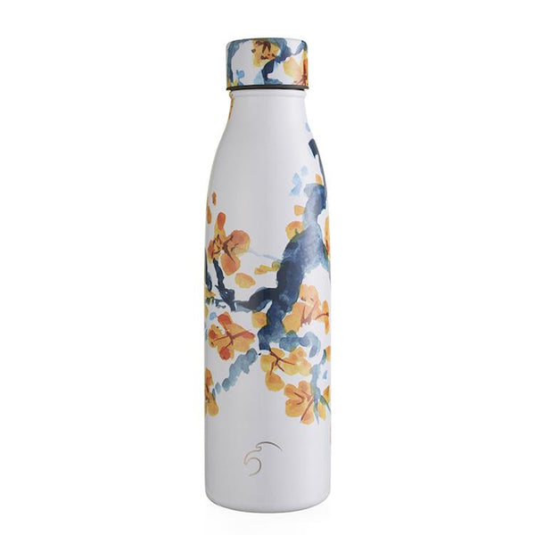 500ml One Green Bottle Life Collection Insulated Bottle - Peach Blossom