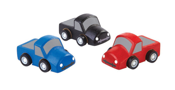 Plan Toys Mini Trucks