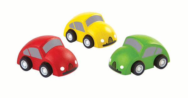 plan toys mini cars