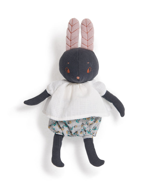 moulin roty lune the rabbit soft toy