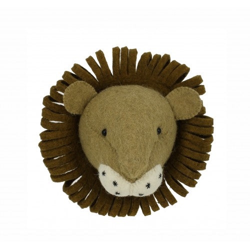 Fiona Walker Lion Head (Mini)