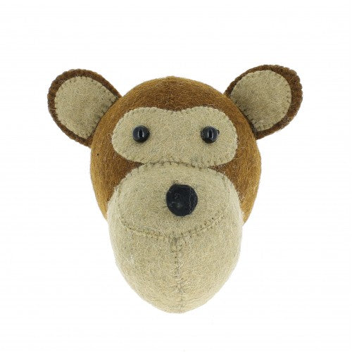 Fiona Walker Monkey Head (Mini)