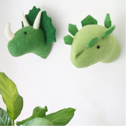 Fiona Walker Triceratops Wall Hook