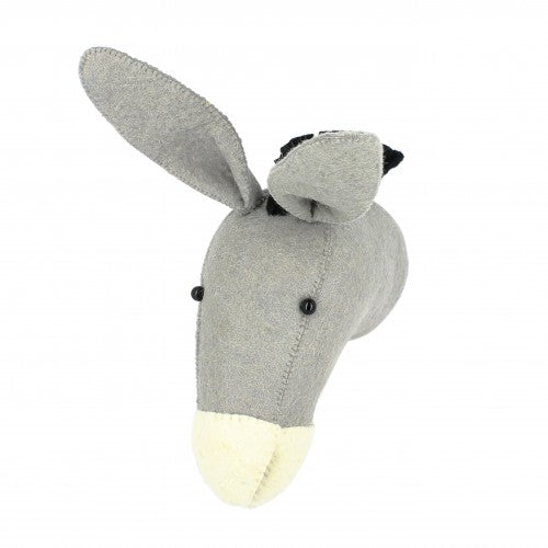 Fiona Walker Donkey Head (Mini)