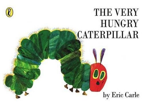 Very Hungry Caterpillar (Board) Book