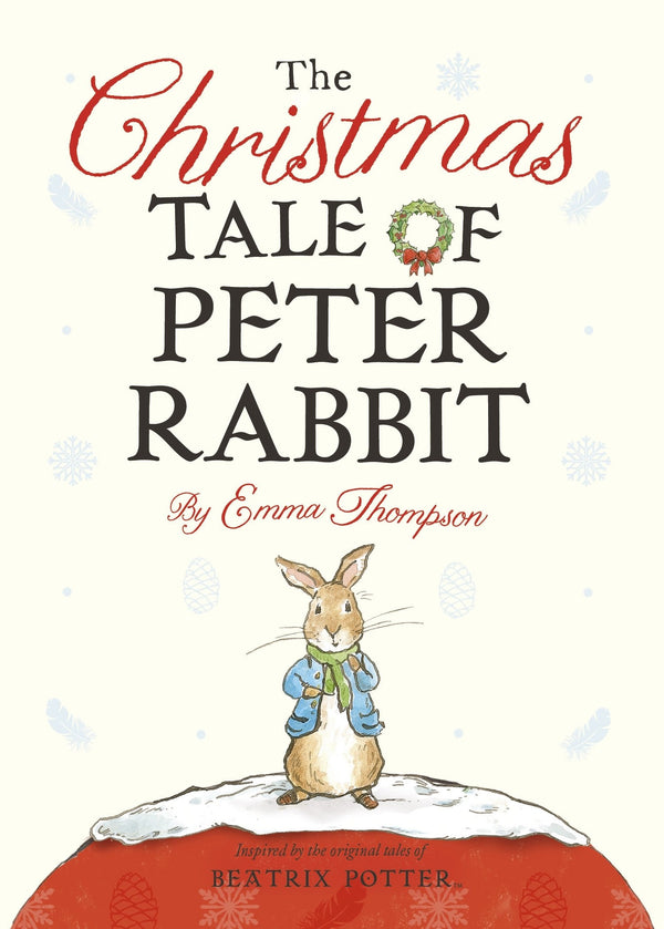 Christmas Tale Of Peter Rabbit (Board Book)