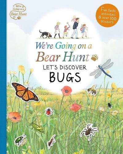 Were Going On A Bear Hunt: Lets Discover Bugs Book