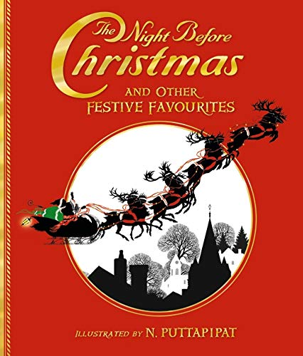 Night Before Christmas And Other Festive Favourites Book