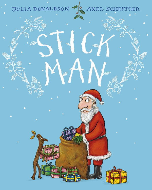 Stick Man Christmas Gift Edition Book