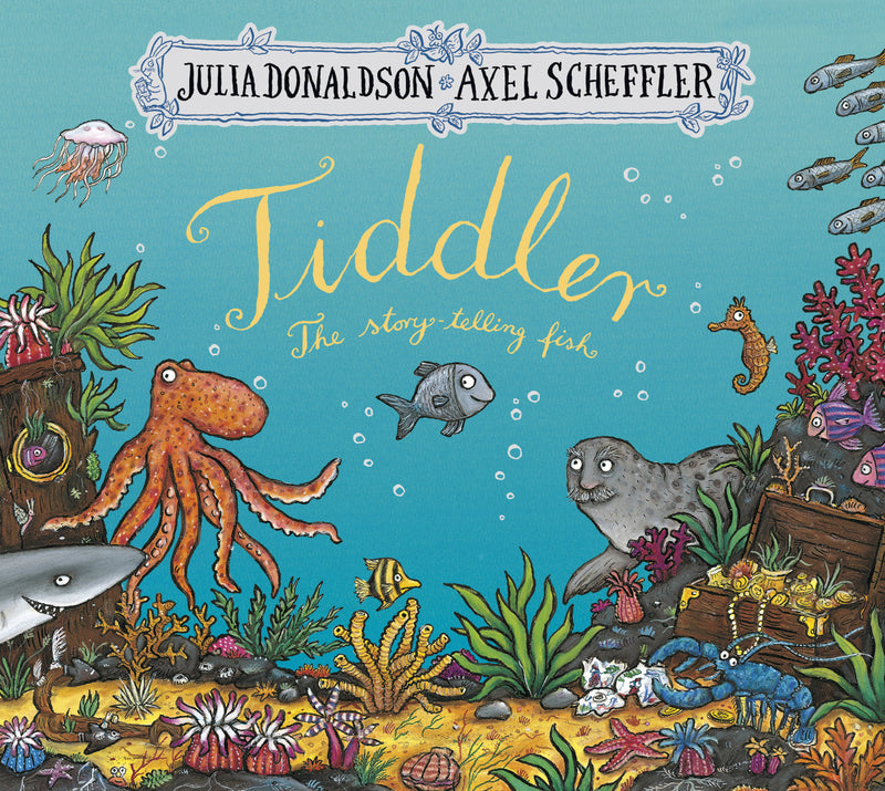 Tiddler (Gift Board) Book