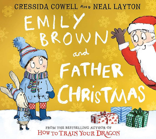 Emily Brown And Father Christmas Paperback Book