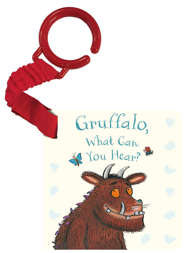 Gruffalo What Can You Hear Buggy Book