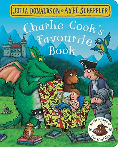 Charlie Cooks Favourite Book (Board) (New)