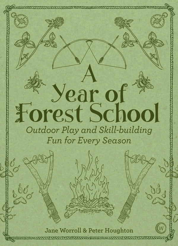 Year Of Forest School Book