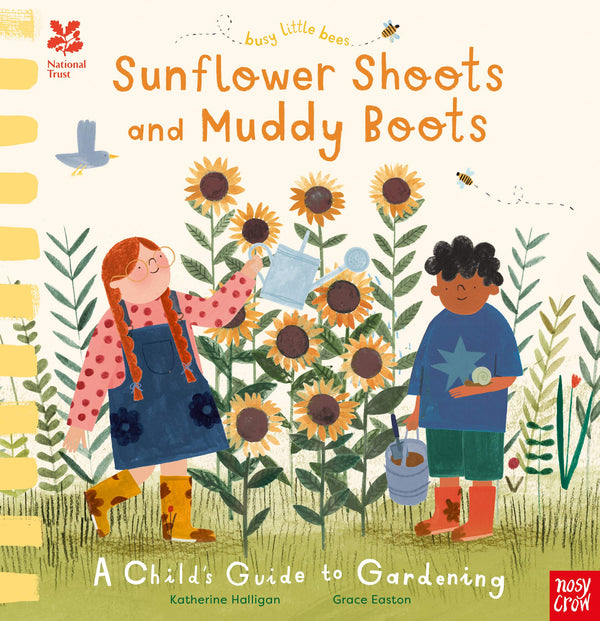 Sunflower Shoots And Muddy Boots Book