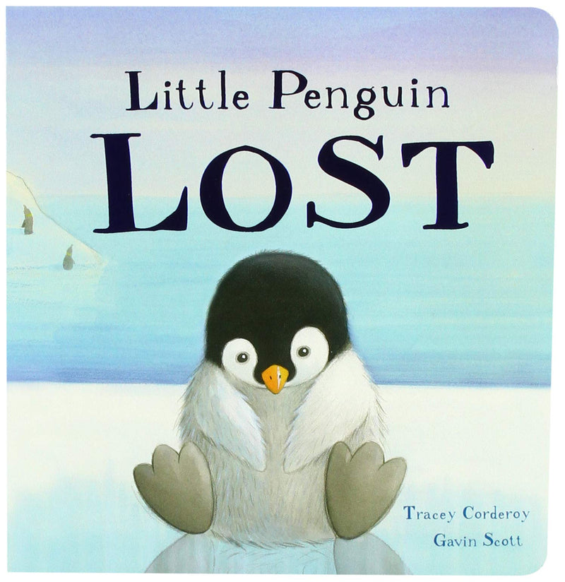 Little Penguin Lost (Board)