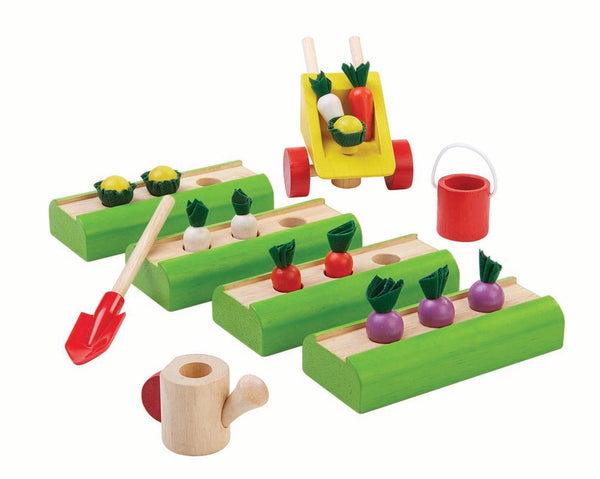 Plan Toys Vegetable Garden
