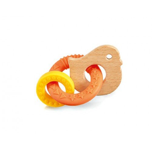 Djeco Bird Teething Ring
