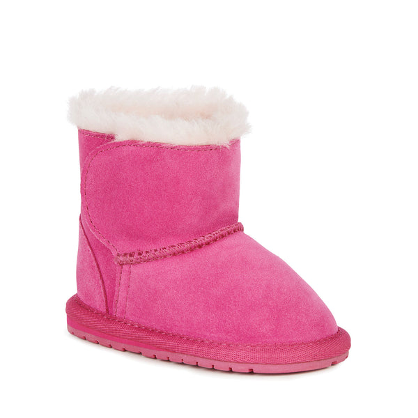 EMU Australia Deep Pink Toddler Walker Boot
