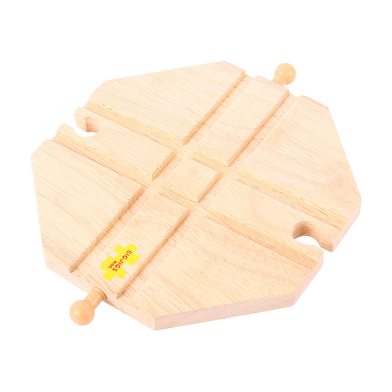 Bigjigs Rail Crossing Plate