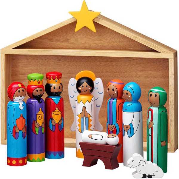 Lanka Kade Stable Nativity