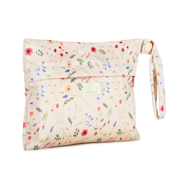 Baba & Boo Mini Wet Bag - Wildflowers