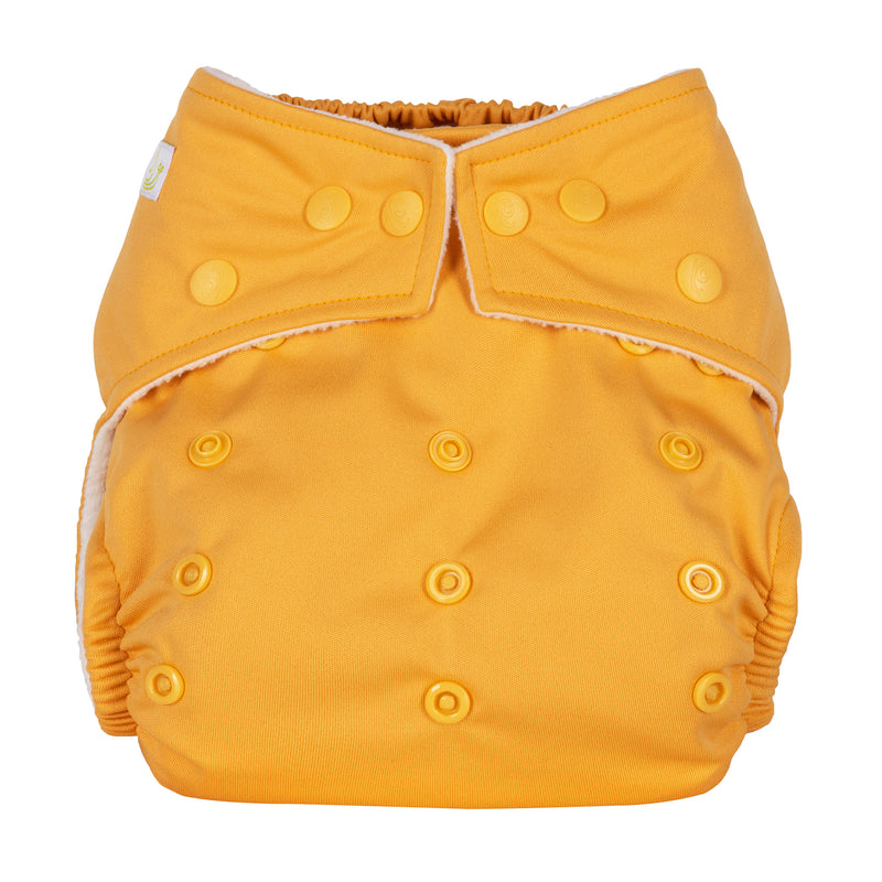 Baba & Boo One Size Nappy - Amber