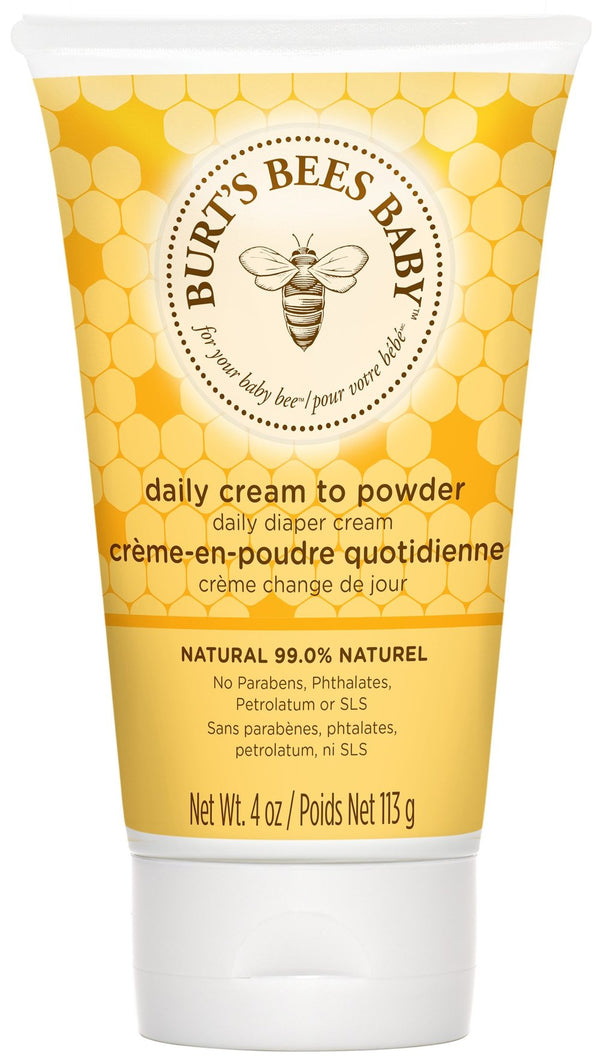 Burt'S Bees Baby Cream To Powder (113G)