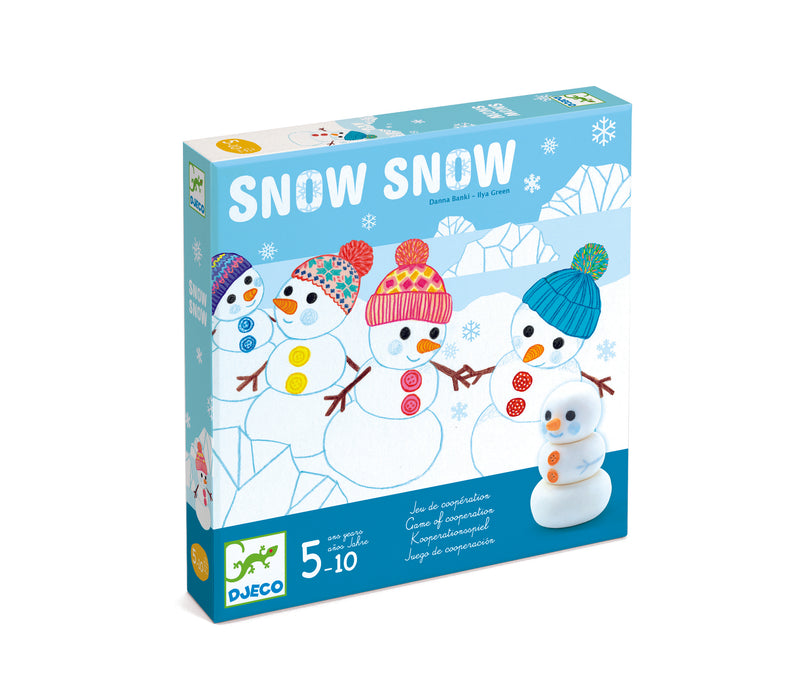 Djeco Snow Snow Cooperation game