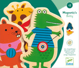 Djeco Belty Magnetic Animals