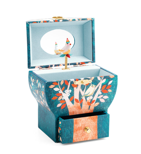 Djeco Music Box Poetic Tree