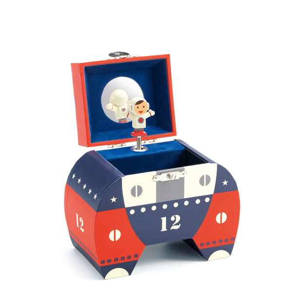 Djeco Polo 12 Music Box