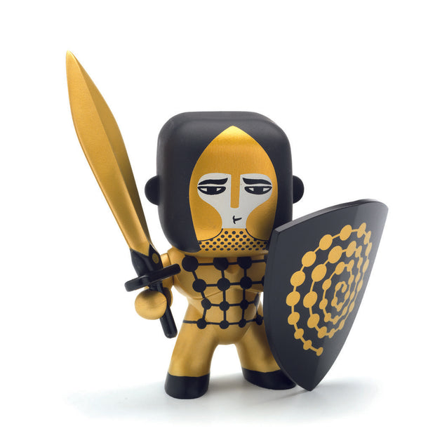 Djeco Golden Knight Arty Toy