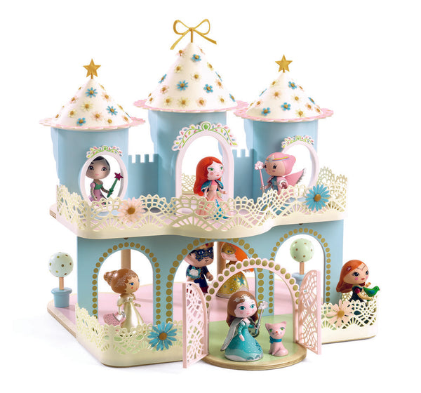 Djeco Ze Princesses Castle Arty Toy