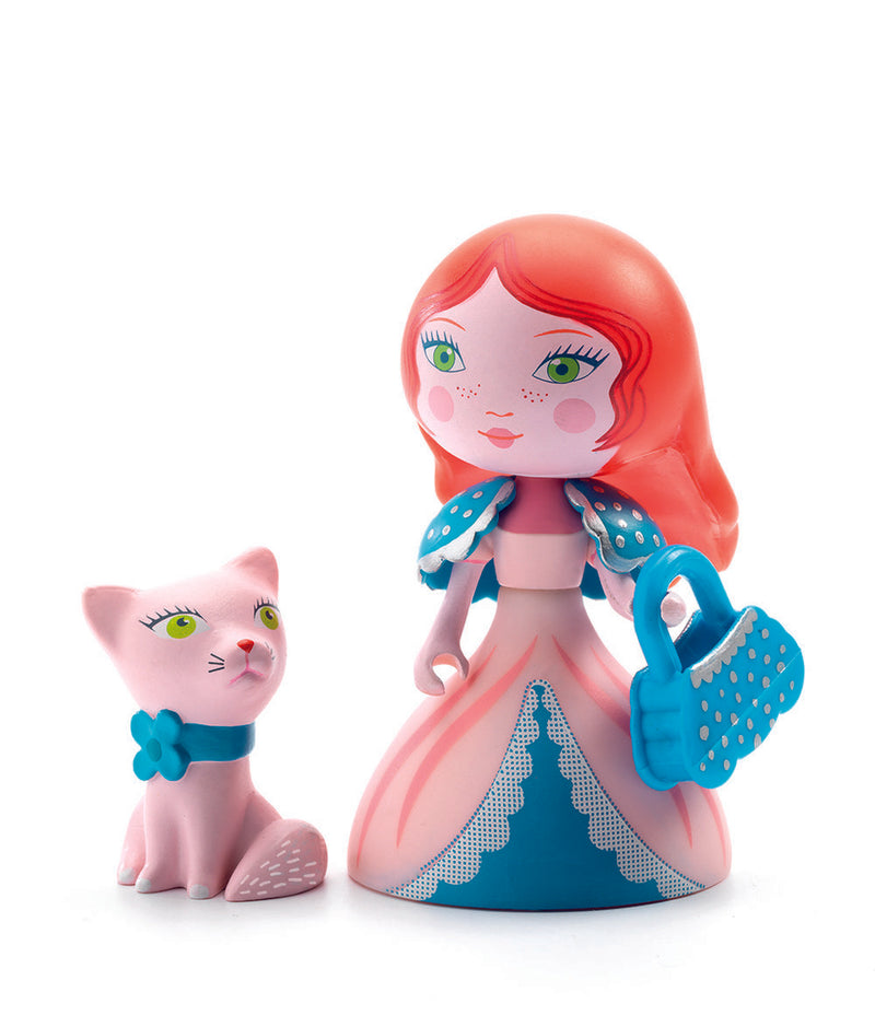 Djeco Rosa & Cat Arty Toy