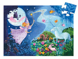 Djeco The fairy and the unicorn Puzzle -36 pcs