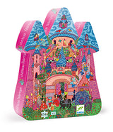 Djeco The fairy castle Puzzle - 54 pcs