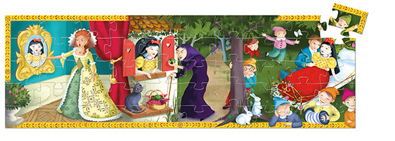 Djeco Snow White Puzzle - 50 pcs