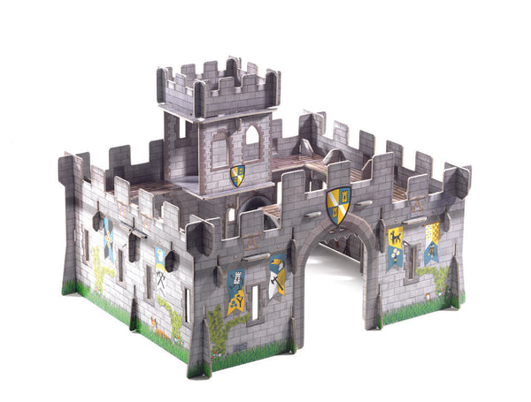 Djeco Pop To Play Medieval Castle