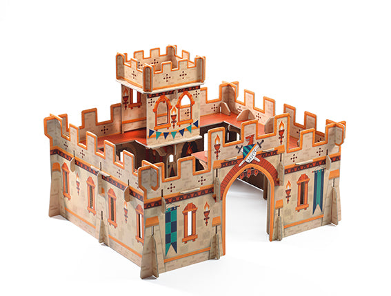 Djeco Pop to play Chateau - New Style Castle